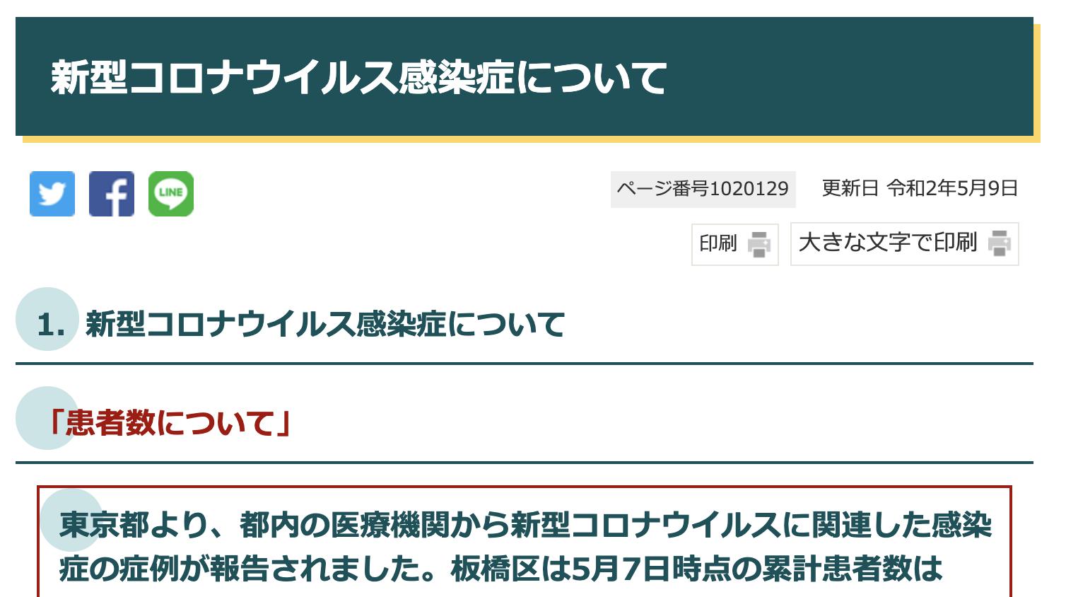 コロナ 数 本日 都 東京 者 感染